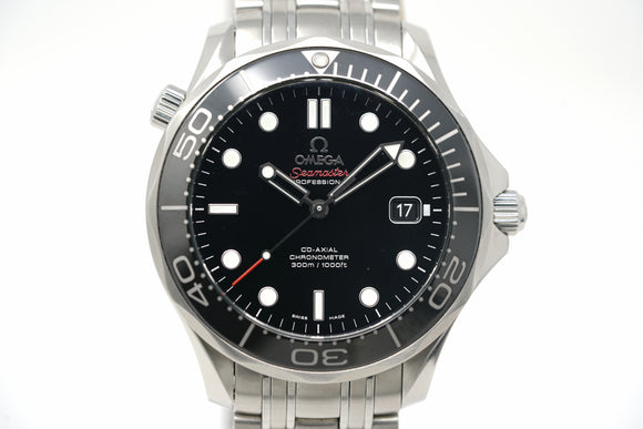 Pre-Owned Omega Seamaster Diver Co-Axial 212.30.41.20.01.003
