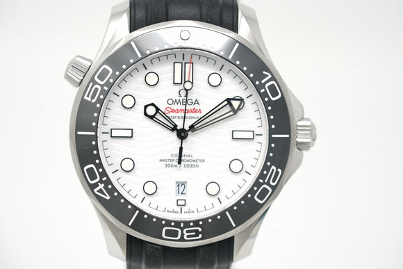 Omega Seamaster Diver 300M Co-Axial Master Chronometer 210.32.42.20.04.001