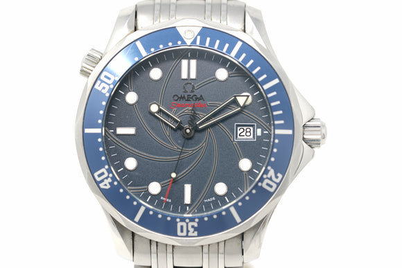 Pre-Owned Omega Seamaster James Bond 007 40th Anniversary Limited Edition 2226.80.00