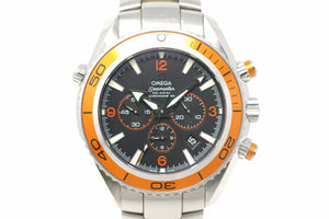 Pre-Owned Omega Planet Ocean Seamaster Co-Axial Chronograph 2218.50.00
