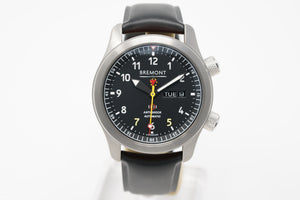 Bremont MBII Topper Limited Edition with Extra Strap