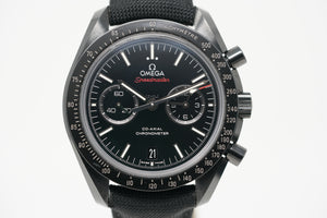 Omega Speedmaster Moonwatch Dark Side of the Moon Co-Axial Chronograph 311.92.44.51.01.003