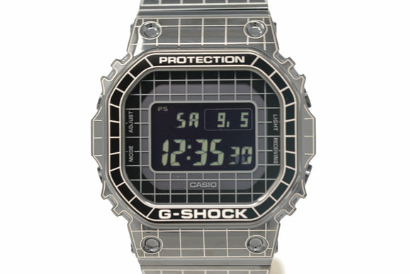 Pre-Owned G-Shock Full Metal Limited Edition GMWB5000CS-1