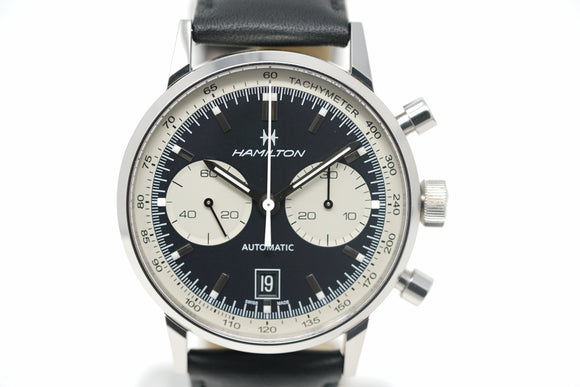 Pre-Owned Hamilton American Classic Intra-Matic H387160