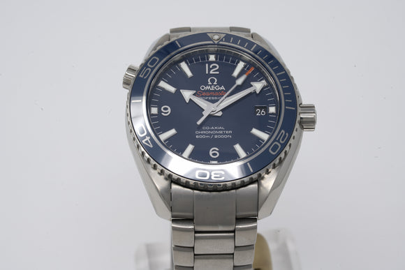 Omega Seamaster Planet Ocean Titanium Co-Axial 232.90.42.21.03.001 with Extra Clasp