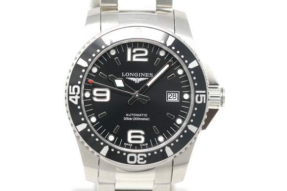 Pre-Owned Longines HydroConquest L3.742.4.56.6