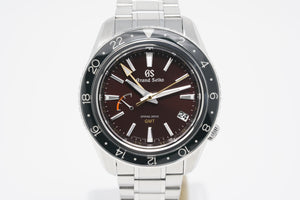 Grand Seiko Spring Drive Sport GMT Limited Edition SBGE245 with Extra Strap