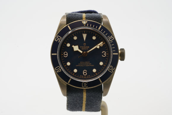 Tudor Black Bay Bronze Bucherer Edition 79250BB