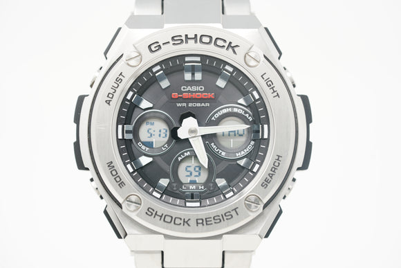 Pre-Owned G-Shock G-STEEL GST-S310D-1A