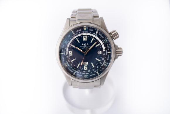 Ball Engineer Master II Diver Worldtime Limited Edition DG2022A-S4A-BE