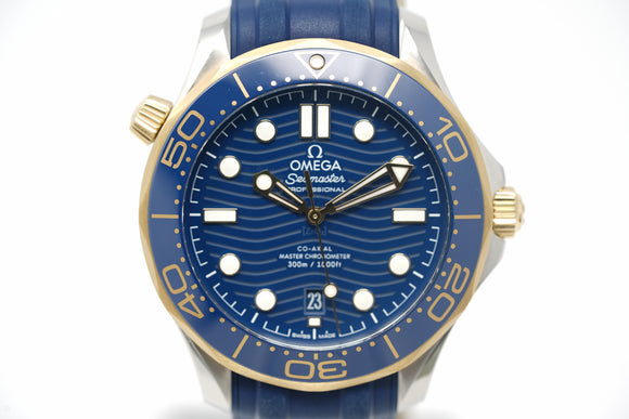 Pre-Owned Omega Seamaster Diver 210.22.42.20.03.001