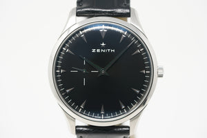 Zenith Heritage Elite Ultra Thin Small Seconds 03.2010.681/21.C493