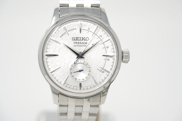 Pre-Owned Seiko Presage Cocktail Fuyugeshiki Limited Edition SSA385