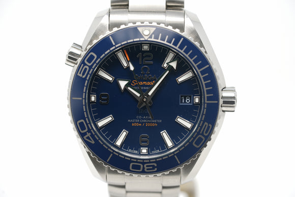 Pre-Owned Omega Seamaster Planet Ocean 600m 215.33.40.20.03.001
