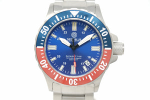 Pre-Owned Deep Blue Daynight Tritdiver T-100