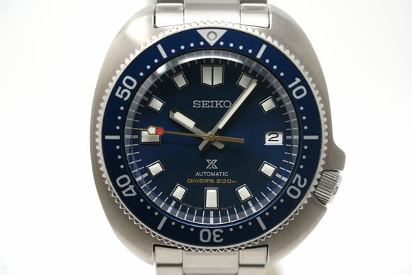 Pre-Owned Seiko 1970 Diver's Watch Reinterpretation Limited Edition SPB183