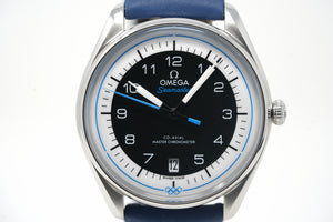 Pre-Owned Omega Seamaster Olympic Games Collection 522.32.40.20.01.001
