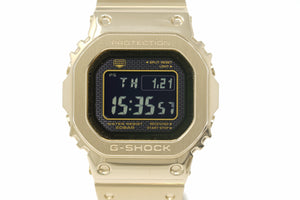 Pre-Owned G-Shock Full Metal Gold Case GMW-B5000GD9CR