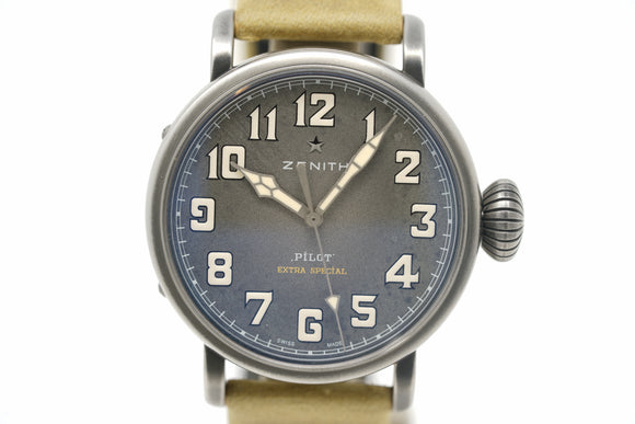 Pre-Owned Zenith Pilot Type 20 Extra Special 11.1940.679/91.C807