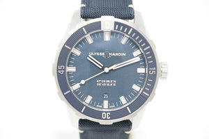 Ulysse Nardin Diver 8163-175/93 with Extra Strap