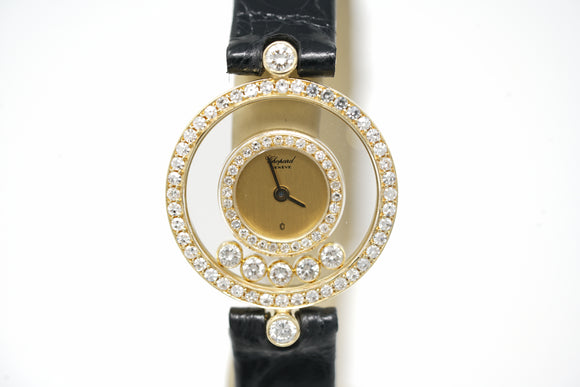 Pre-Owned Chopard Happy Diamond 203957-0001