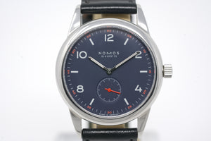 Nomos Glashütte Timeless Club II Limited Edition with Extra Straps