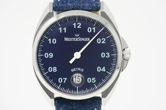 Pre-Owned Meistersinger Metris Automatic ME 908