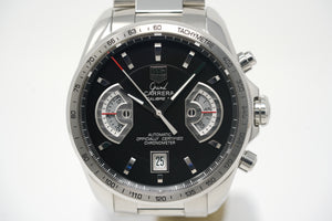 Pre-Owned Tag Heuer Grand Carrera CAV511G.BA0905