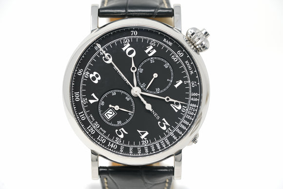Pre-Owned Longines Heritage Avigation L2.779.4.53.2