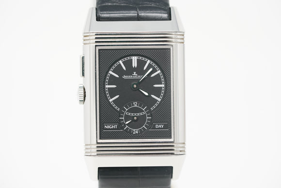 Pre-Owned Jaeger-LeCoultre Grande Reverso Ultra Thin Duoface Q3788570
