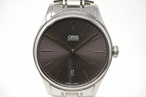 Pre-Owned Oris Artelier Dexter Gordon Limited 01 733 7721 4083-Set LS