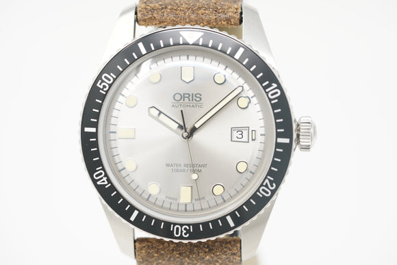 Oris Divers Sixty-Five 01 733 7720 4051-07 5 21 02