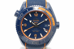 Pre-Owned Omega Seamaster Planet Ocean Big Blue 215.92.46.22.03.001