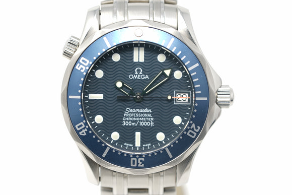 Pre-Owned Omega Seamaster Mid-Size Chronometer 2551.80.00