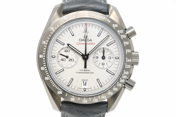 "Pre-Owned Omega Speedmaster ""Grey Side of the Moon"" 311.93.44.51.99.001"