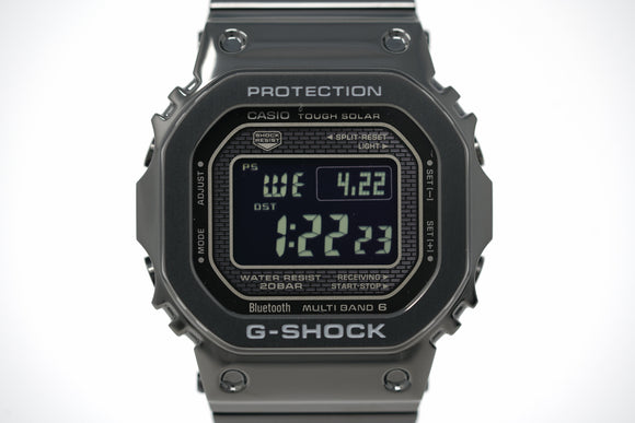 Pre-Owned G-Shock Full Metal GMWB5000GD-1