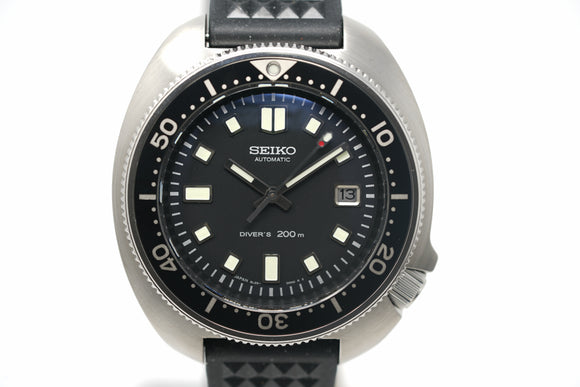 Pre-Owned Seiko 1970 Diver's Re-creation Limited Edition SLA033