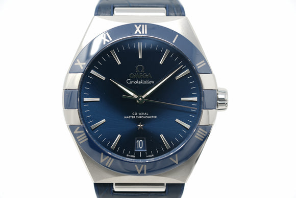 Pre-Owned Omega Constellation 131.33.41.21.03.001