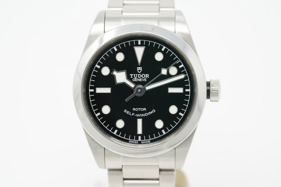 Tudor Black Bay 36 79500-0007 with Strap & Bracelet