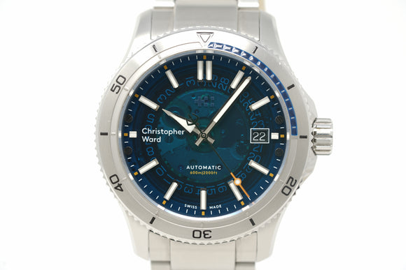 Pre-Owned Christopher Ward C60 Sapphire