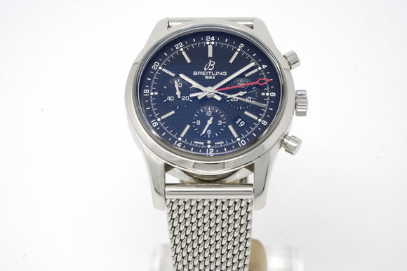 Breitling Transocean Chronograph GMT Limited Edition AB045112/BC67-154A