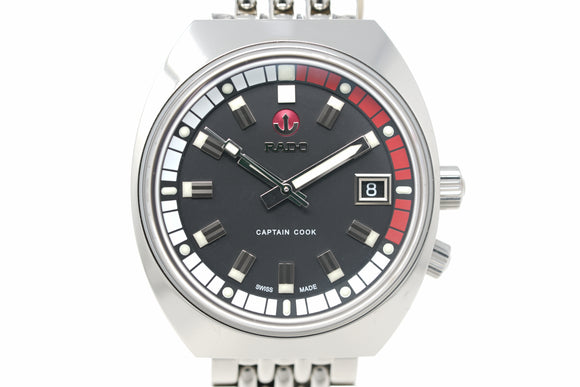 Pre-Owned Rado Tradition Captain Cook MKII R33522153