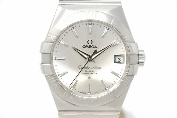 Pre-Owned Omega Constellation Co-Axial Chronometer 123.10.38.21.02.001