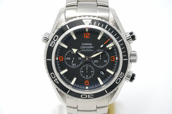 Omega Seamaster Planet Ocean Co-Axial Chronograph 2210.51.00