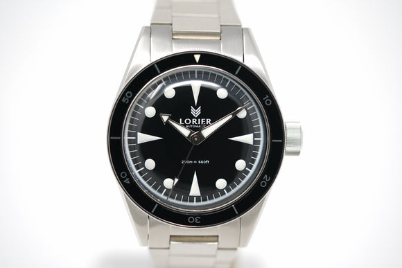 Lorier Neptune with Strap and Bracelet
