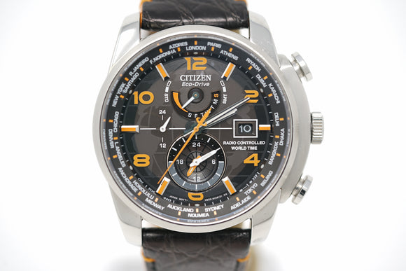 Citizen Eco-Drive Atomic Timekeeping Limited Edition AT9010-28F