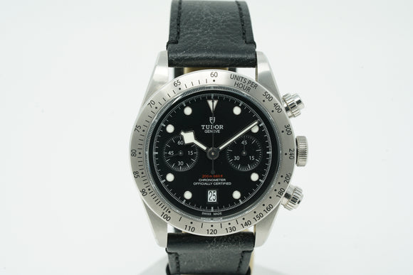 Tudor Black Bay Chrono 79350