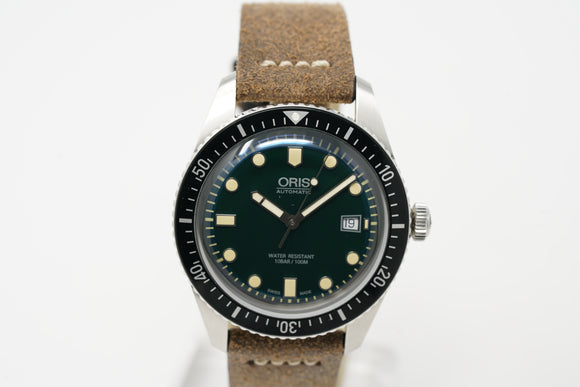 Oris Divers Sixty-Five 01 733 7720 4057-07 5 21 02