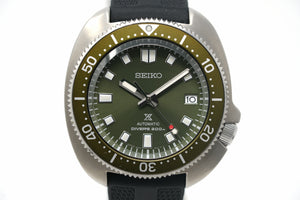 Pre-Owned Seiko Prospex 'Captain Willard' SPB153