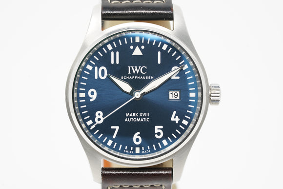 IWC Pilot's Mark XVIII Edition
